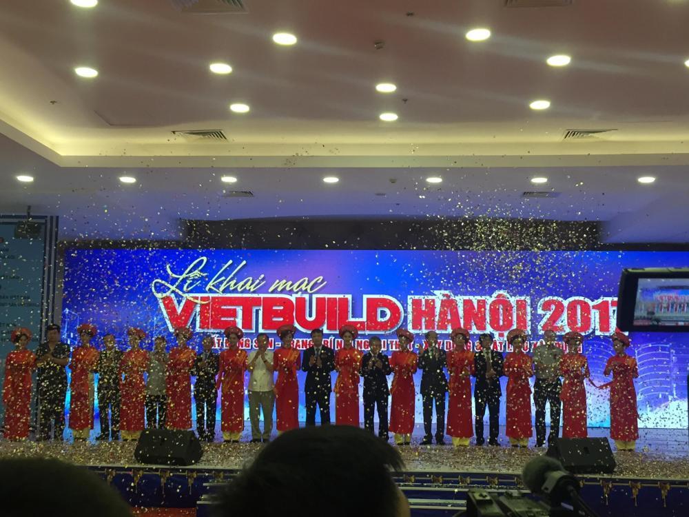 TRIỂN LÃM QUỐC TẾ VIETBUILD HÀ NỘI 2017